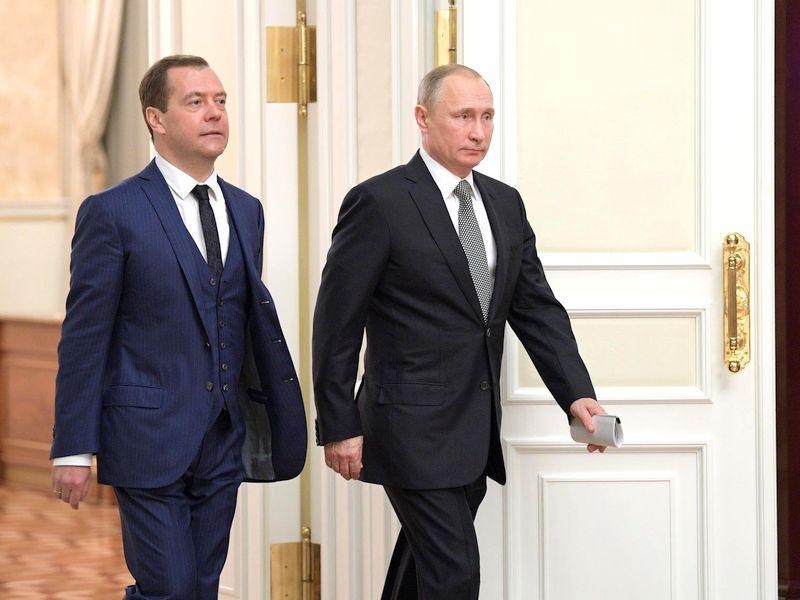 """""""Победа Медведева на выборах…"""