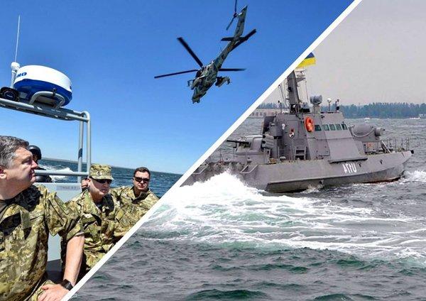 «Можем закончить военно-морской парад в Одессе»: в Москве откликнулись на идею Украины заминировать Азовское море