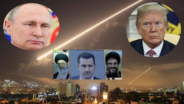 Обращения Ветеранов Спецслужб к Президенту США: Москва Подняла Ставку в Сирии