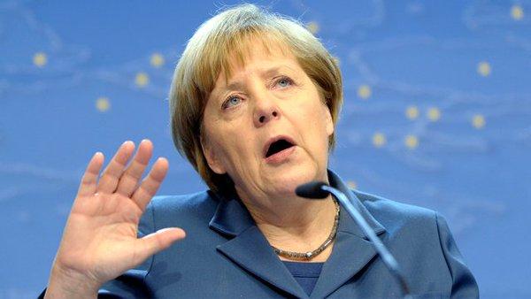 Меркель не слышит свой народ: 95 % немцев за политическое сближение с Россией