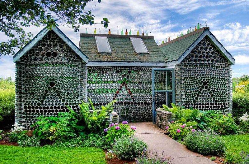 Самые необычные способы постройки дома