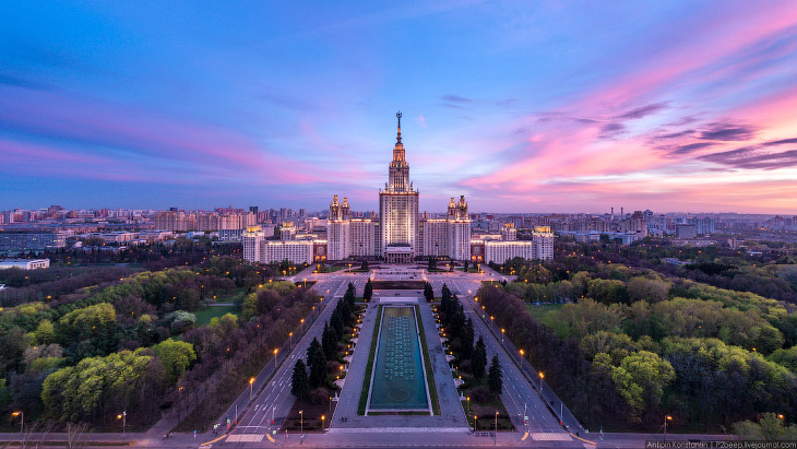 Москва-2017