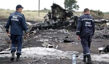 Нидерланды считают Украину невиновной в крушении малайзийского Boeing 777