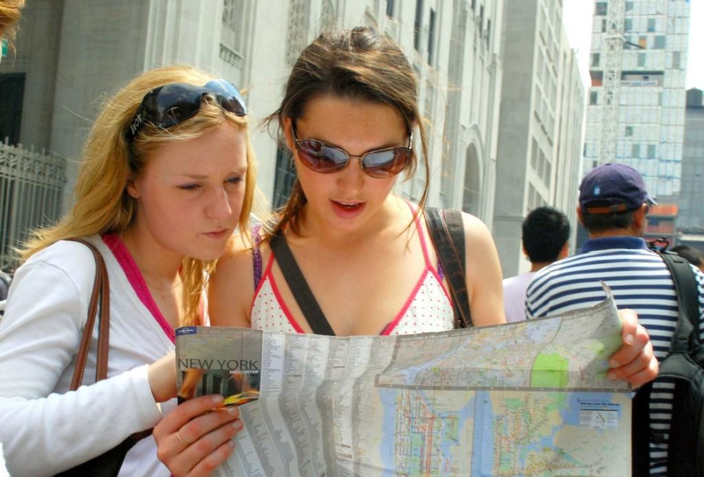 Пять фраз, которые часто выручают туристов