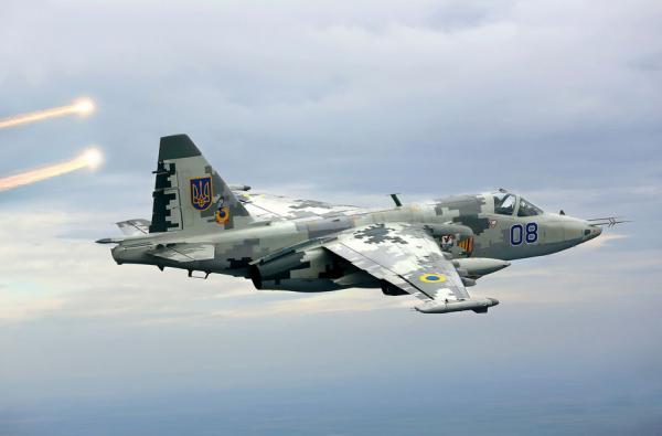 Украина перебрасывает боевую авиацию к границе с Польшей