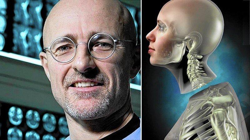 В Китае проведена первая в истории успешная пересадка человеческой головы