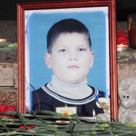Страна должна знать своих героев.12-летний кавалер Ордена Мужества посмертно.
