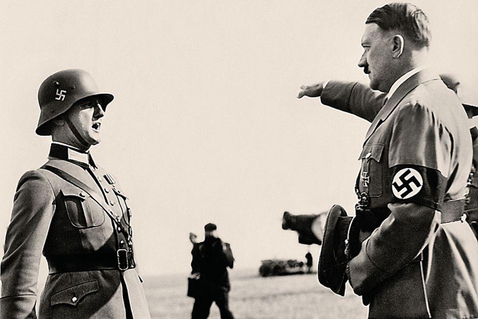 Рассекречены документы о последних днях Гитлера