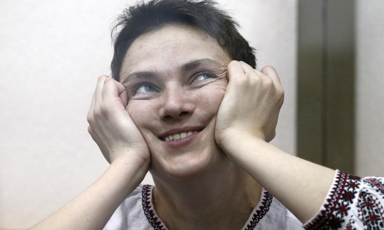 В Раде заявили: «Савченко — проект Кремля, от её законов надо избавиться».