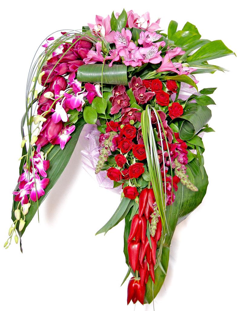 Как сделать цветы своими 9