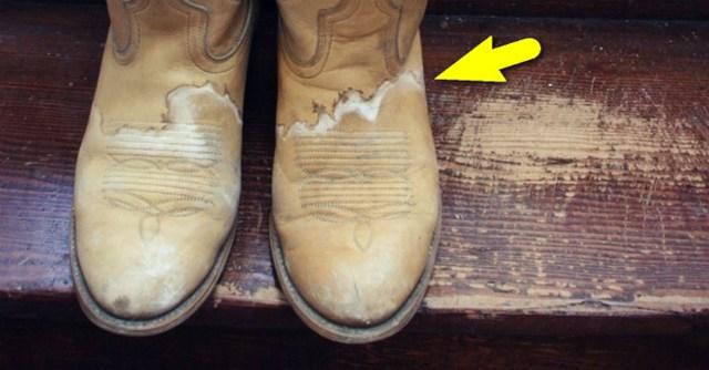 Как убрать пятна соли с обуви своими руками