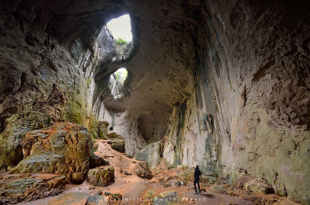Красивые фотографии самой высокой пещеры в Болгарии