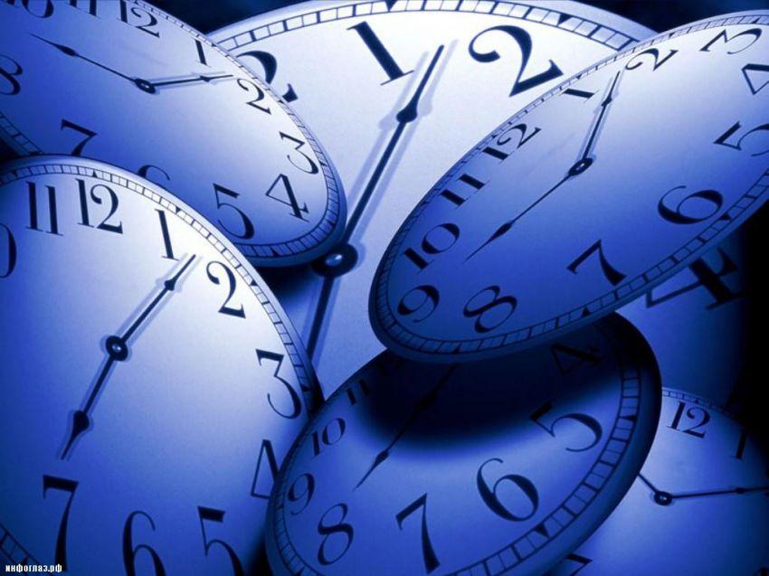 Времени не существует ? время, интересное о времени