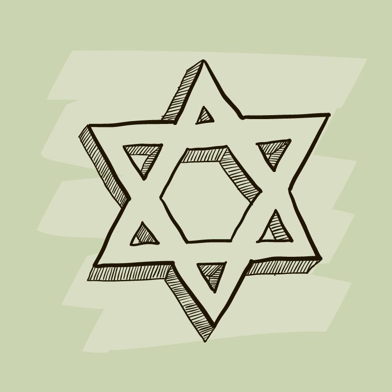 Десятка анекдотов про евреев