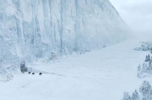 Ученые выяснили, возможно ли существование Стены из «Игры престолов»