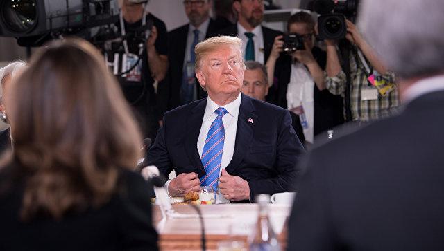Трамп объяснил, почему Россию надо вернуть в G7