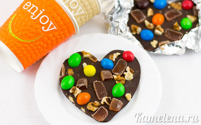 «Шоколадный подарок»