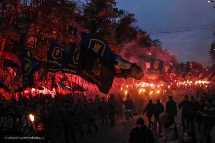 Я буду воевать до последнего, пока не дойду до Львова: в Донецке отреагировали на факельное шествие в годовщину УПА