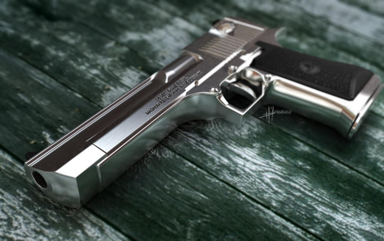 пистолет дигл схема