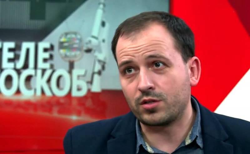 """Константин Сёмин: """"Письма до востребования"""" не обрадовали украинцев"""