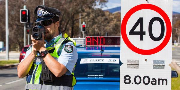 Рейтинг стран по суровости наказаний за превышение скорости