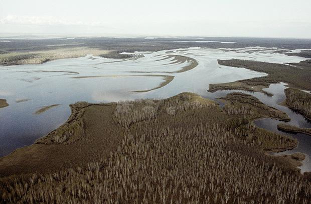 Китай претендует на русскую воду