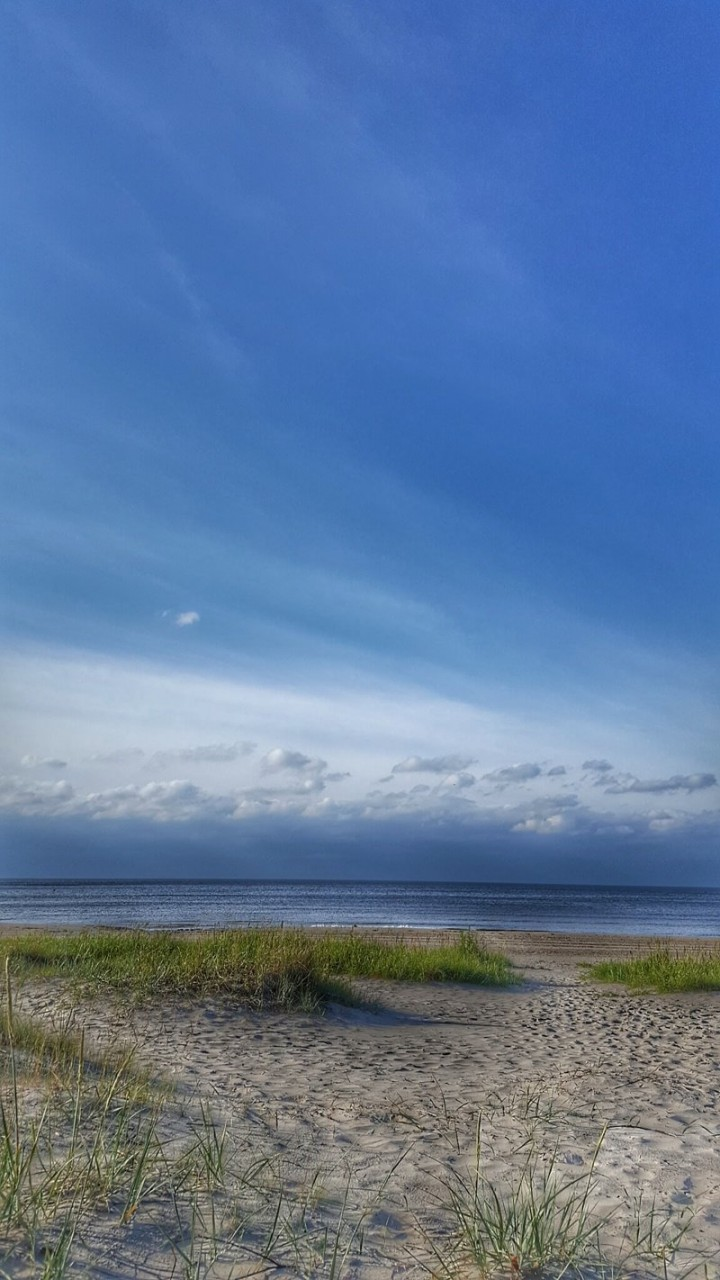 Ну и как же в Юрмале без пляжа? времена года, природа, юрмала
