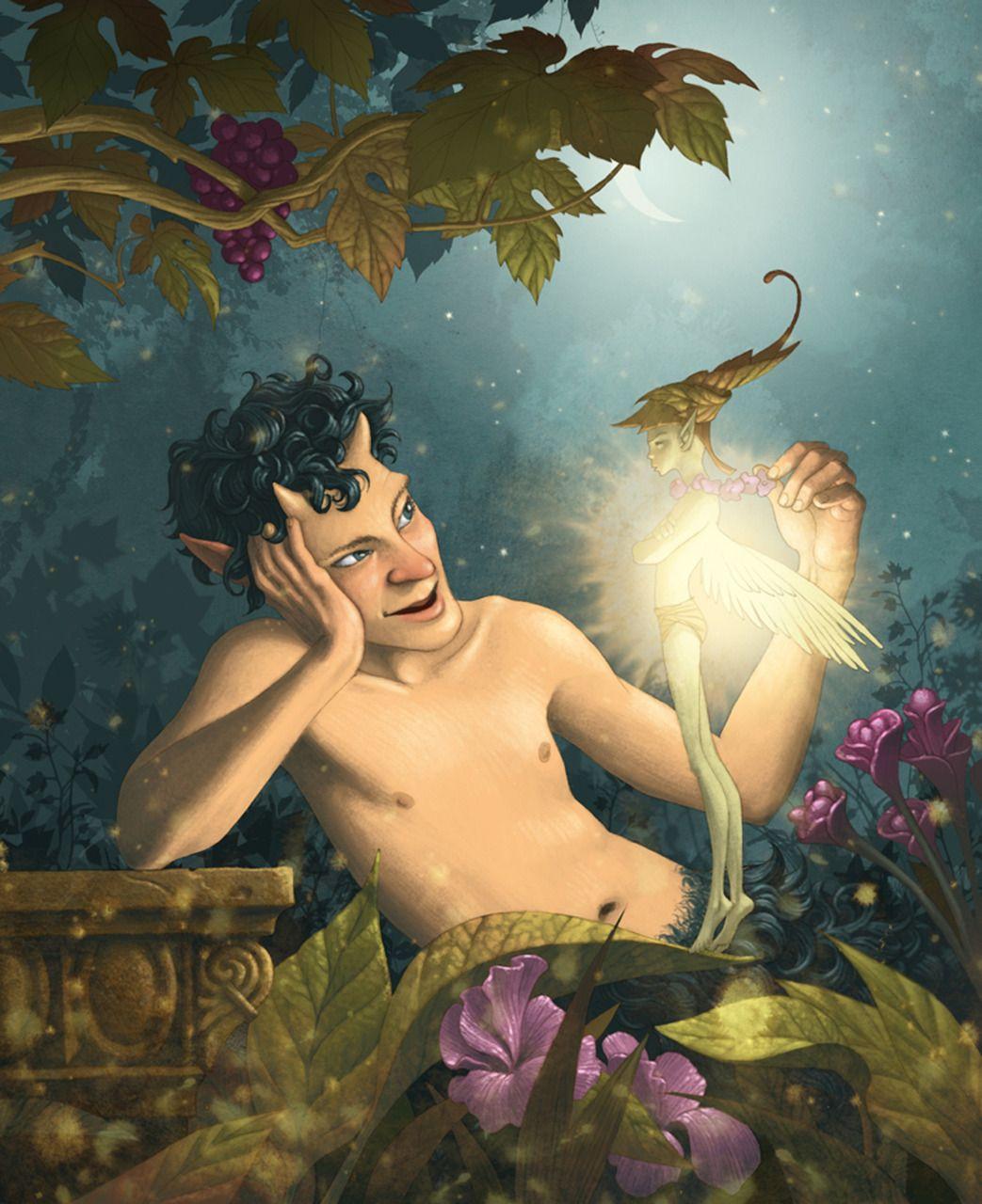 Великолепные иллюстрации Антонио Капаро