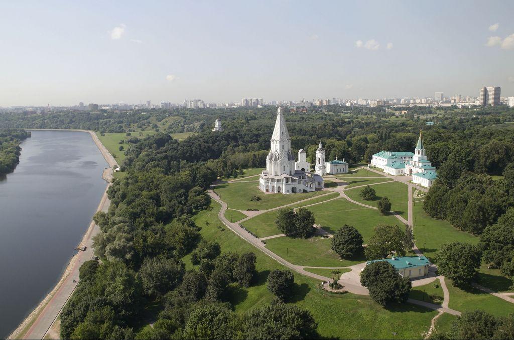 Тайны и секреты села Коломенское