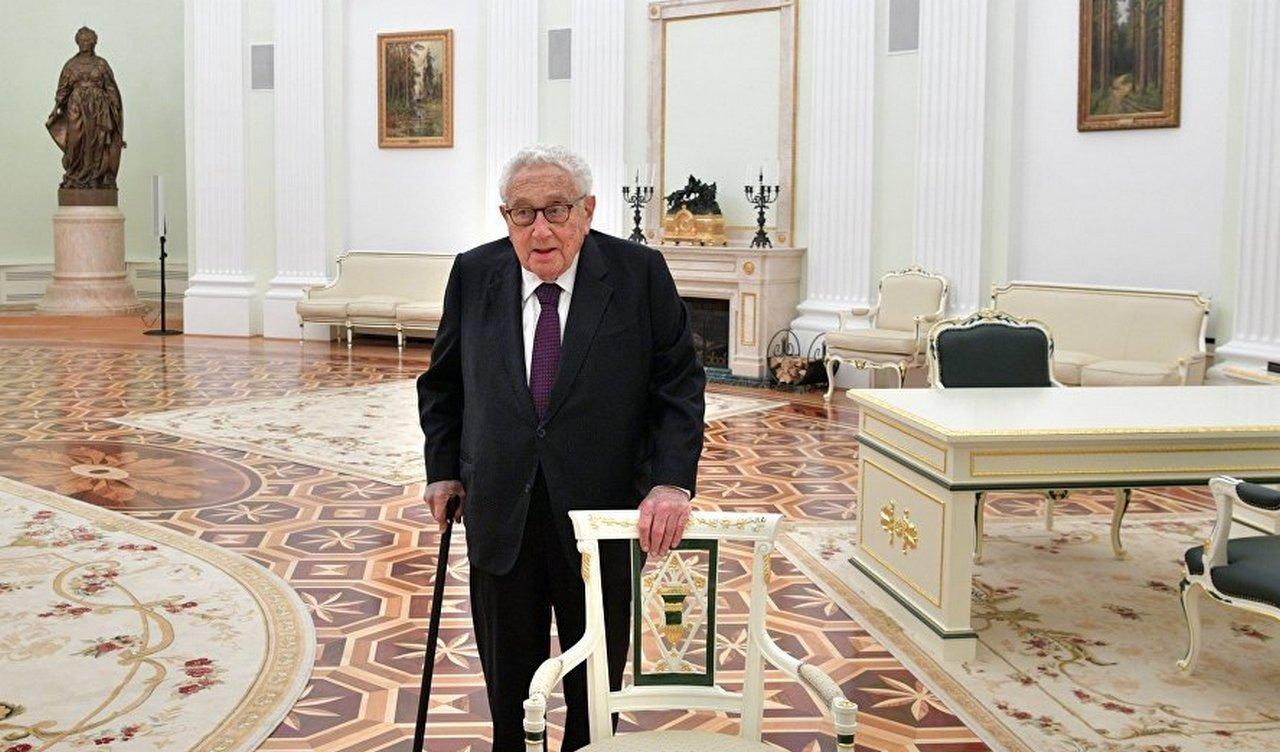 Тайный план Киссинджера: превратить Россию в Украину