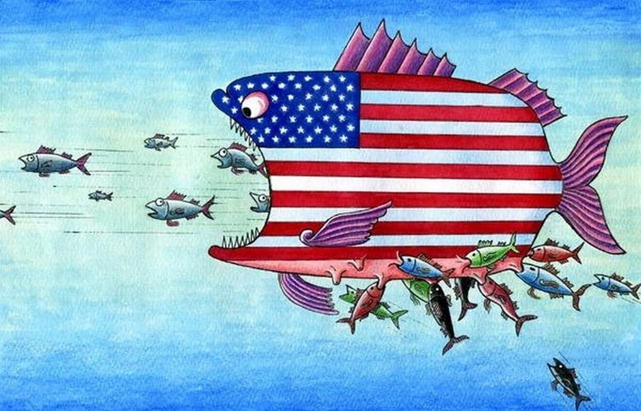 Американская шпилька на Шелк…