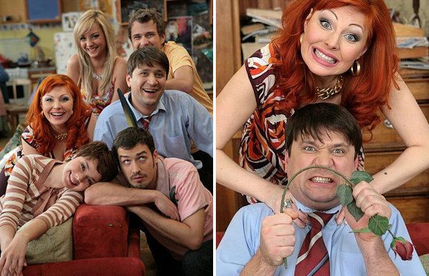 Как изменились актеры россий…