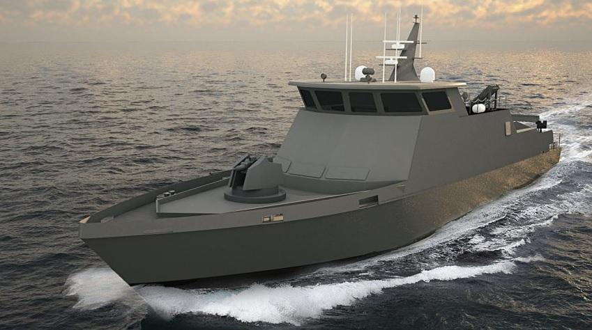 Бахрейн получит два сторожевых катера постройки Swiftships