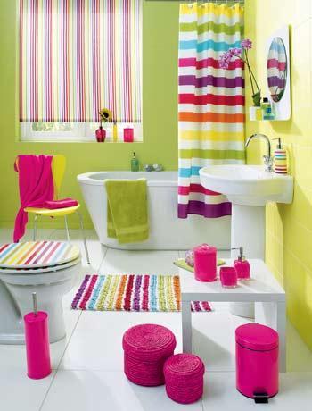 25 ярких интерьеров ванных комнат