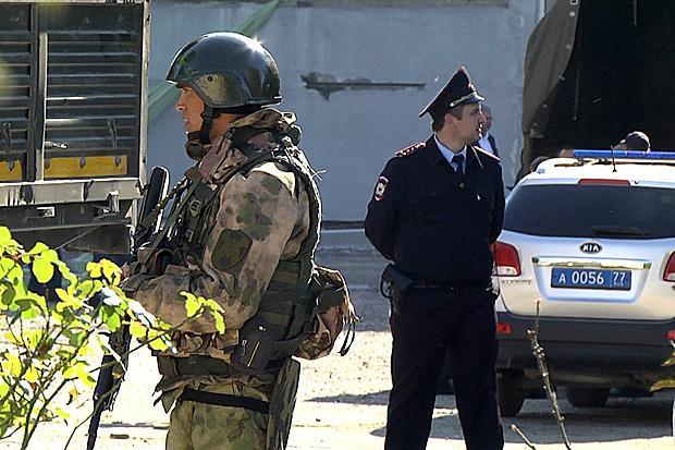 Керченский стрелок: Мстил обидчикам или был пешкой в чужих руках