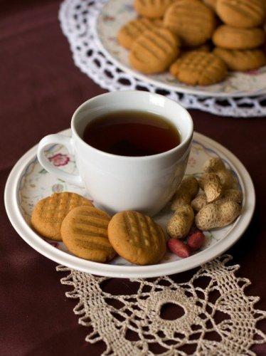 Мягкое веганское (постное) печенье