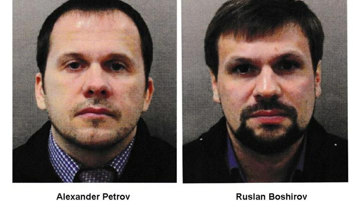Тем временем: Отравивших Скрипаля «агентов ГРУ» сдал «Аполлон» из посольства России
