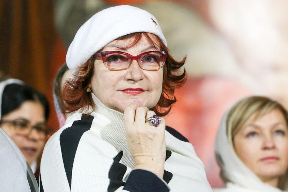Закон бумеранга: Степаненко оказалась на месте покинутой Петросяном Людмилы
