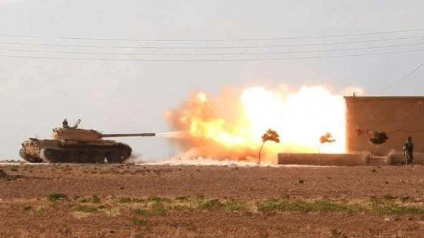 Орды боевиков, смертники и танки: ИГИЛ бросается в контрнаступление в Алеппо