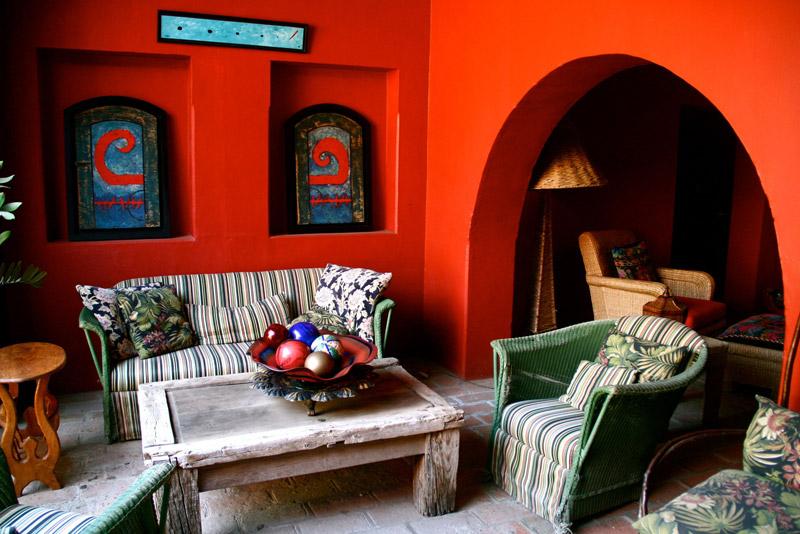 Этнические стили интерьера. Мексиканский стиль