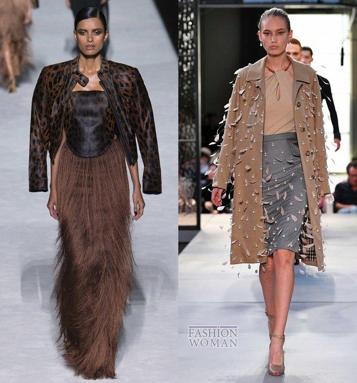 Модные юбки весна-лето 2019 фото №53