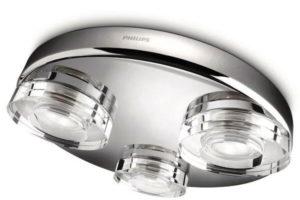 потолочные светильники для ванной комнаты фото 32
