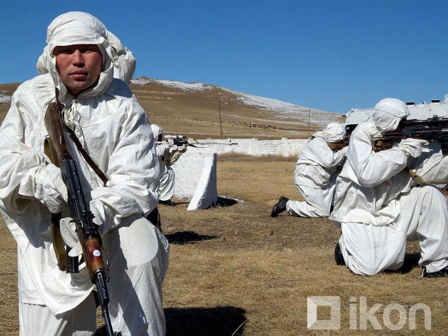 Самое боеспособное соединение монгольской армии