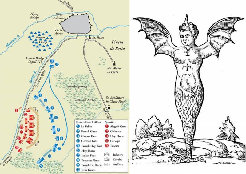 Демон Равенны