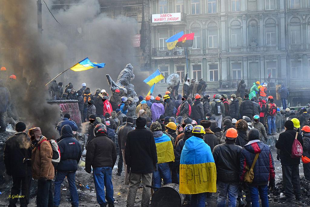 Киевлянка об Украине: «Власти превращают украинцев в беспомощных инвалидов»