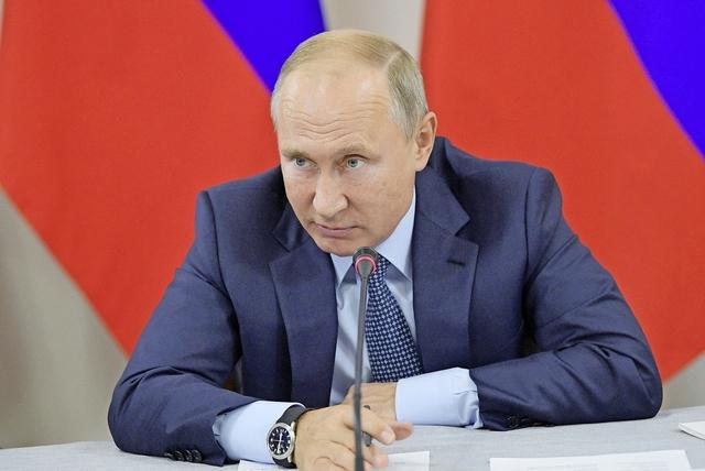 Путин без конца