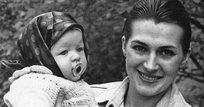Время, когда Мила Йовович была обычным советским ребенком