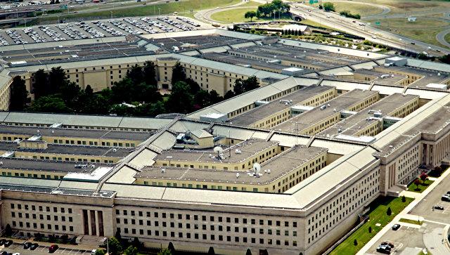 Пентагон по ошибке ретвитнул призыв к отставке Трампа