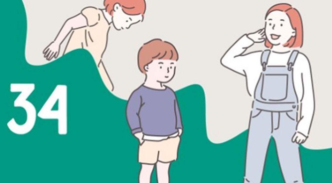34 важных правила, которым обязательно нужно научить ребёнка
