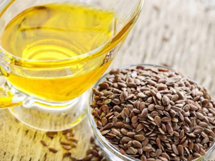 Измельченные семена льна — необходимое дополнение для любого рациона. /Фото: scontent-lhr3-1.cdninstagram.com